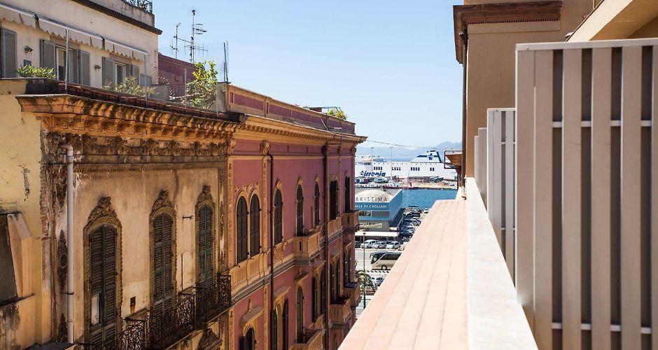 Buffet Italiano Cagliari : Hotel italia cagliari